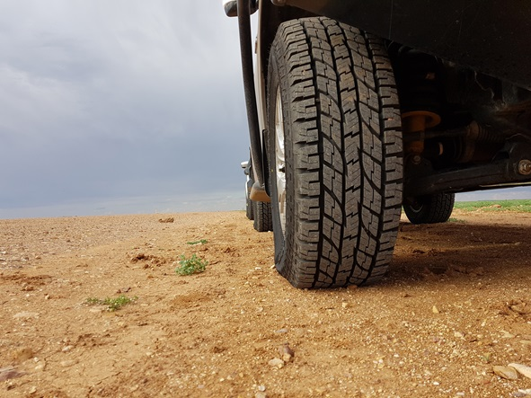 What Makes a 4WD Tyre Tough News