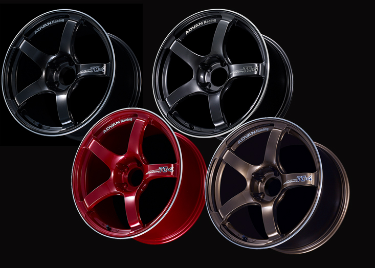 Yokohama - ADVAN Wheels